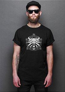 Camiseta Masculina The Witcher