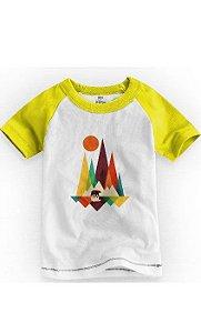 Camiseta Infantil Urso - Nerd e Geek - Presentes Criativos