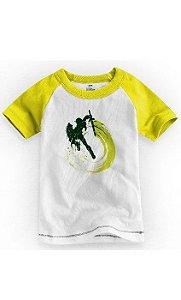Camiseta Infantil Link - Nerd e Geek - Presentes Criativos