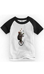 Camiseta Infantil Malabaris - Nerd e Geek - Presentes Criativos