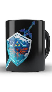 Caneca The Legend of Zelda Armor