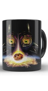 Caneca The Legend of Zelda Majora's Mask Magic