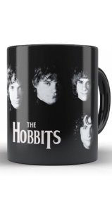 Caneca The Robbits - Nerd e Geek - Presentes Criativos