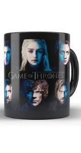 Caneca Game of Thrones Face