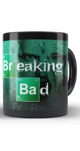 Caneca Breaking Bad The Heisenberg - Nerd e Geek - Presentes Criativos
