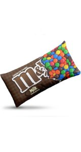 Almofada Candy Chocolate M&