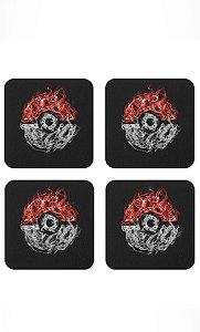 Porta Copos Pokemon