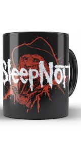 Caneca SleepNot - Nerd e Geek - Presentes Criativos