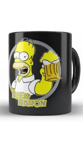 Caneca Bart Simpson Got Beer? - Nerd e Geek - Presentes Criativos