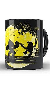 Caneca Donkey Kong DK Hakuna Matata - Nerd e Geek - Presentes Criativos