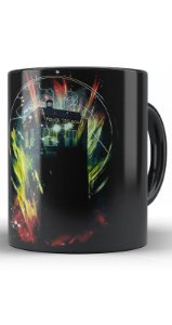 Caneca Doctor Who Police Box Call - Nerd e Geek - Presentes Criativos