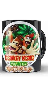 Caneca Donkey Kong Country