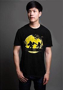Camiseta Masculina  Donkey Kong DK - Nerd e Geek - Presentes Criativos