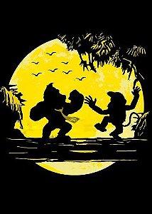 Camiseta Donkey Kong DK