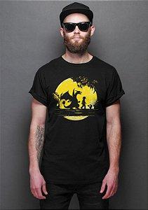 Camiseta Masculina  Pokemon Hakuna Matata - Nerd e Geek - Presentes Criativos