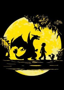 Camiseta Pokemon Hakuna Matata