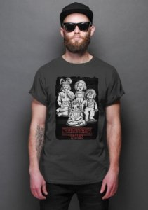 Camiseta Masculina   Stranger Toys - Nerd e Geek - Presentes Criativos
