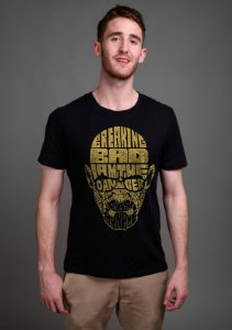 Camiseta Masculina  Breaking Bad - Nerd e Geek - Presentes Criativos