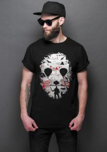 Camiseta Masculina   Jason - Nerd e Geek - Presentes Criativos