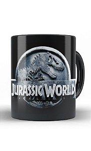 Caneca Jurassic Word - Nerd e Geek - Presentes Criativos