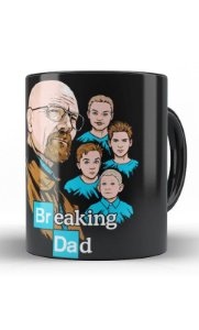 Caneca Breaking Bad - Nerd e Geek - Presentes Criativos