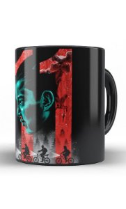Caneca Stranger Things - Nerd e Geek - Presentes Criativos