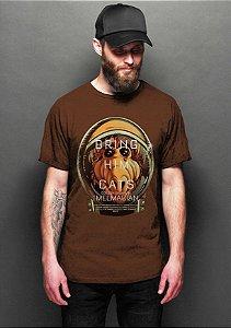 Camiseta ALF Bring Him Cats - Nerd e Geek - Presentes Criativos