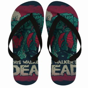 Chinelo Star Wars This Walker's Dead