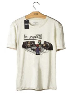 Camiseta Mario Intervention