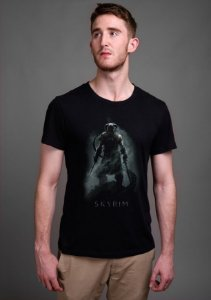 Camiseta Masculina  Eder Scroll - Nerd e Geek - Presentes Criativos