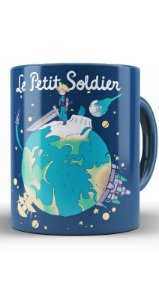 Caneca Final Fantasy Le Petit Soldier