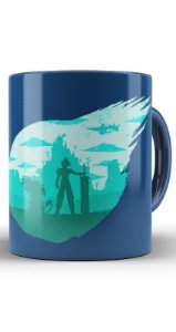 Caneca  Final Fantasy Valley