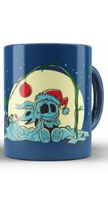 Caneca  Jack Skellington King