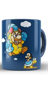 Caneca  Breaking Bad Mario