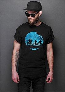 Camiseta Masculina  Stranger Things - Nerd e Geek - Presentes Criativos