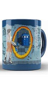Caneca Doctor Who Portal Gun