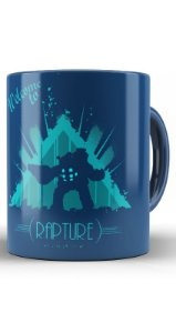 Caneca Rapture Welcome