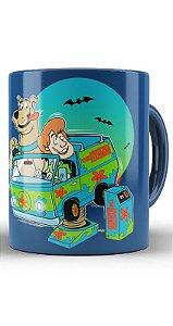 Caneca Scooby Doo