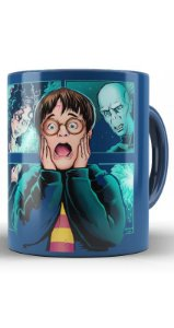 Caneca Hatty Potter