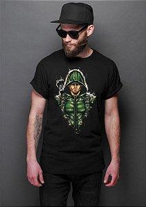 Camiseta Masculina  Arqueiro - Nerd e Geek - Presentes Criativos