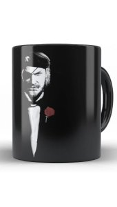 Caneca Metal Gear Solid - Nerd e Geek - Presentes Criativos