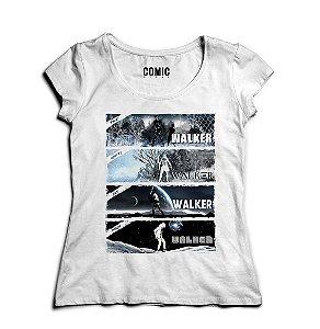 Camiseta Feminina Walker