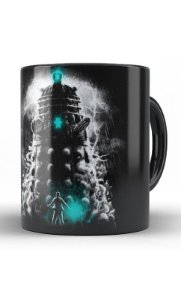 Caneca Doctor Who - Nerd e Geek - Presentes Criativos