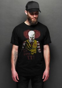 Camiseta Masculina  I m Lovin It - Nerd e Geek - Presentes Criativos