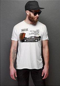 Camiseta Masculina  De Volta para o Futuro - Nerd e Geek - Presentes Criativos