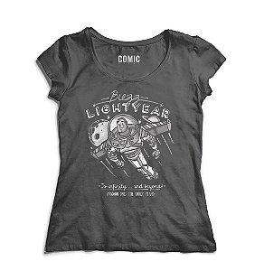 Camiseta Feminina Buzz Lightyear