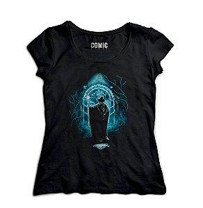 Camiseta Feminina Senhor dos Aneis - Filme - Nerd e Geek - Presentes Criativos