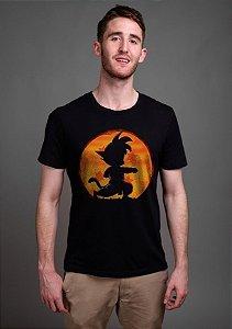 Camiseta Masculina  Dragon Bal Goku - Nerd e Geek - Presentes Criativos
