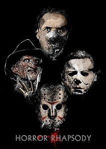 Camiseta Killers - Horror Rhapsody