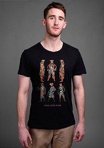 Camiseta Masculina   Pirata Style - Nerd e Geek - Presentes Criativos